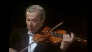 Violinist Nathan Milstein performs Beethoven's Kreutzer Sonata aged 82 | Muzibao | Scoop.it