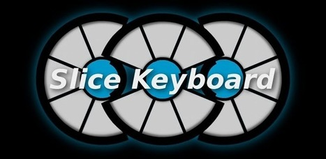 Slice Keyboard - Android Apps on Google Play | Screen flashes. | Scoop.it