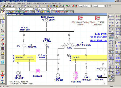 etap electrical software free download with crack
