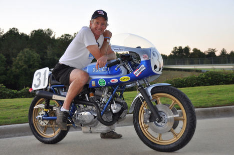 Eric Bostrom and Cook Neilson join Ducati Revs New England | Ductalk Ducati News | Scoop.it