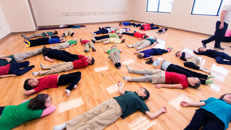 The Case For Teaching Your Kids To Meditate   Meditation Compassion Mindfulness   Scoop.it
