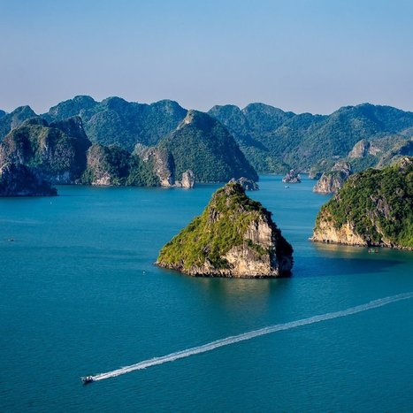 Halong Bay, Vietnam #travel #vietnam  | Politically Incorrect | Scoop.it