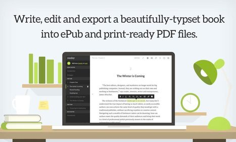 The Reedsy Book Editor: A Powerful Writing Tool | Web 2.0 Tools - Teaching and Learning | Scoop.it