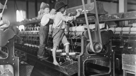 How Children Used Technology 100 Years Ago | Edudemic | Red Apple Reading Literacy and Education | Scoop.it