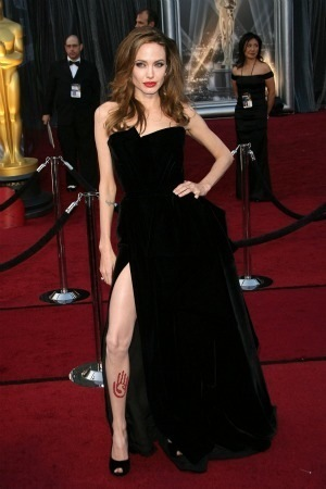 Jolie Oscar Pose to Support Child Literacy? | Adventures in Life | Scoop.it