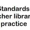 Teacher Librarian standards