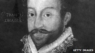 Hunt for Sir Francis Drake's body | No Such Thing As The News | Scoop.it