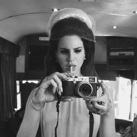 Lana Del Rey shares moving tribute to Leonard Cohen | Lana Del Rey - Lizzy Grant | Scoop.it