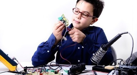 10 Ways Kids Can Learn About Robotics   Learning   Ed Tech   Scoop.it