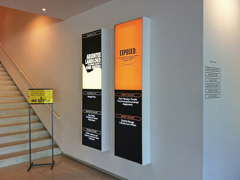 Digital Wayfinding in the Walker, Pt. 1 — New Media Initiatives — Walker Art Center | exhibiting | Scoop.it