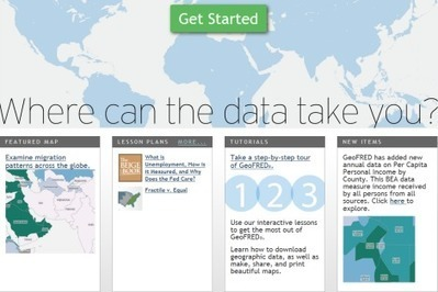 Finding and Using Spatial Data Sources | Mr. Soto's Human Geography | Scoop.it