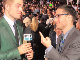 How 'Twilight' Boosted Rob And Kristen's Careers... And Mine - MTV.com | Music Careers | Scoop.it