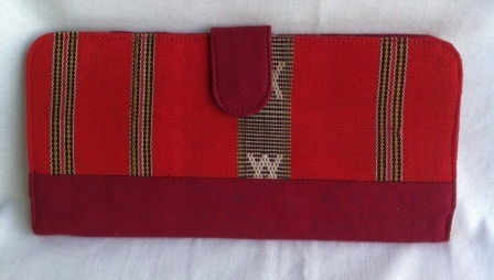 Hill Tribe Fabric Lady Purse, handmade ethically | Eco-Friendly Messenger Bags By Disabled Home Based Workers. | Scoop.it