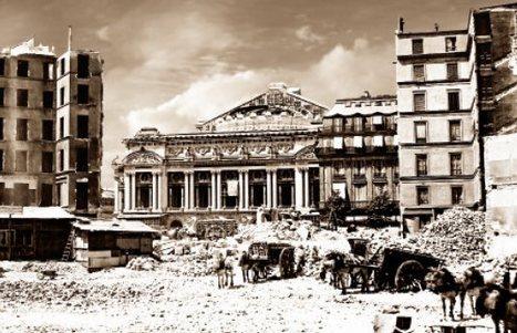 Paris, la métamorphose (XIXe) - Histoire National Geographic | Revue de Web par ClC | Scoop.it