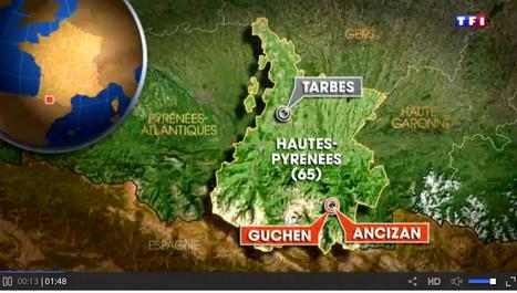 Pyrénées : la neige tombe en abondance au grand plaisir des locaux | Vallée d'Aure - Pyrénées | Scoop.it
