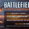 Gamer of battlefield 4