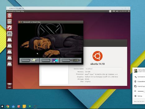 Chrome OS permet l'exécution de Linux au sein de l'une de ses fenêtres   Google Chrome (FR)   Scoop.it