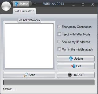 wifi password finder' in Hack WiFi in the blink of an eye | Scoop it