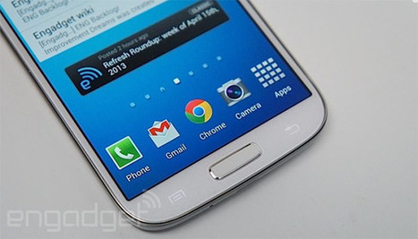 Samsung promises a 'back to basics' rethink for the Galaxy S5 | Nerd Vittles Daily Dump | Scoop.it