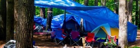 6 campings pour les prochaines vacances en France | Actu Tourisme | Scoop.it