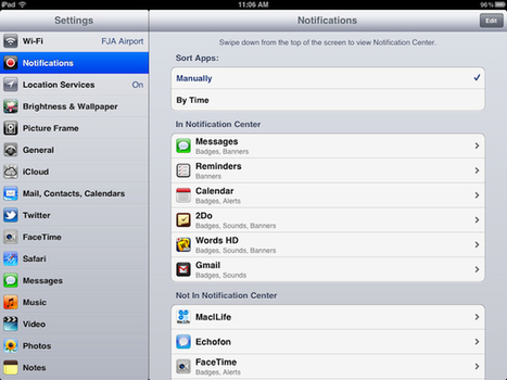 11 iPad Battery-Saving Tips | iPad.AppStorm | Stuff that matters to me | Scoop.it