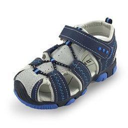 SENFI Boy Sports Sandals Closed Toe Children At