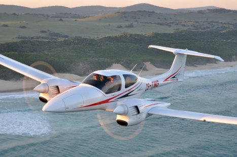 Embry-Riddle orders 10 more DA42s for pilot training | General Aviation | Scoop.it