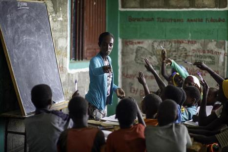 Day of the African Child: improving education with data - UNICEF Connect (blog)   NGOs in Human Rights, Peace and Development   Scoop.it