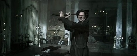 New ABRAHAM LINCOLN: VAMPIRE HUNTER Featurette Video with Lots of NewFootage - News - GeekTyrant | Sharing Is Caring | Scoop.it