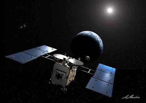 Japanese Asteroid Probe Set to Launch Tonight | Slate | Robohub | Scoop.it