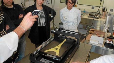 Innovation : Ils veulent créer un labo d'impression #3D culinaire | FabLab - DIY - 3D printing- Maker | Scoop.it