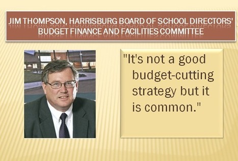 No Professional Staffing in Harrisburg Public School Libraries   School Library Advocacy   Scoop.it