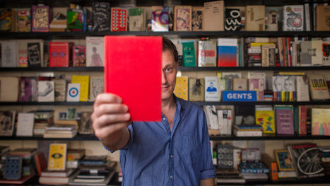 Peter Mendelsund, Book Designer, Debuts as a Writer | Read Read Read | Scoop.it