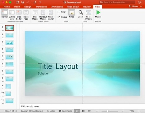 PowerPoint Concepts | Scoop it