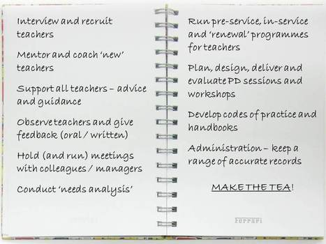 The 21st Century Teacher Trainer… | 21st century school | Scoop.it