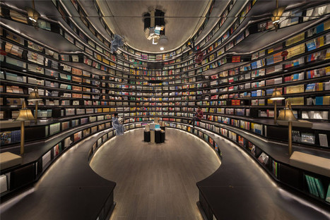 This Unique New Bookstore Is Filled With Optical Illusions | Sara Rosett | All Things Bookish: All about books, all the time | Scoop.it