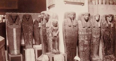 Une journée en Égypte avec... Harry Alis, Jean Capart, Victor Schoelcher | Centro de Estudios Artísticos Elba | Scoop.it