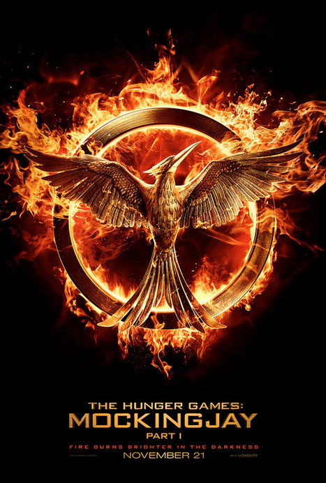 First look at #Mockingjay Part I: images, article, & sneak peek at movie script | Hunger Games Teaching Resources | Scoop.it
