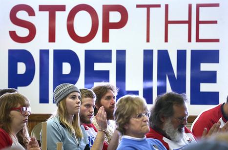 Judge strikes down Nebraska law that allowed pipeline | Keystone XL: Affairs of State | Scoop.it