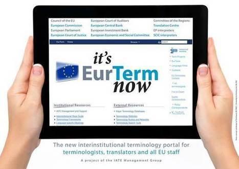 It's EurTerm now!   On Terminology   Scoop.it