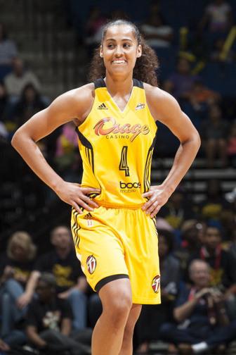 Skylar Diggins: Puedes ser la bella y la bestia   Basket-2   Scoop.it