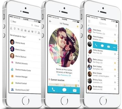 Social Address Book Connect Raises $10.3M As It Expands Into Messaging, InternationalMarkets   #Digitalanyheter   Scoop.it