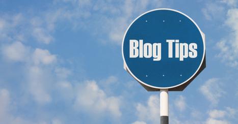 4 o 5 motivos por los que tener un blog - infinito punto cero   APRENDIZAJE   Scoop.it