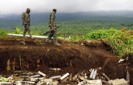 Why Peace Talks Fail In Africa   Foreign Affairs   African Conflicts   Scoop.it