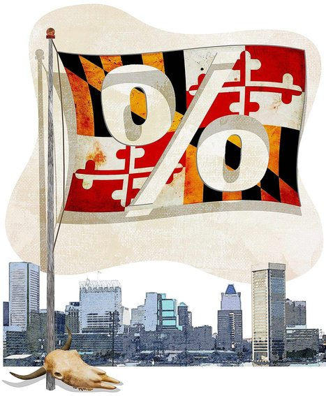 SAUERBREY: Taxing Marylanders until they flee | Freedom and Politics | Scoop.it