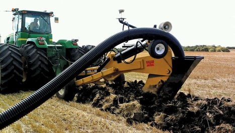What you need to consider before plunging in to tile drainage | Grain du Coteau : News ( corn maize ethanol DDG soybean soymeal wheat livestock beef pigs canadian dollar) | Scoop.it