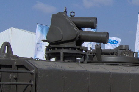 Israeli-Made Active-Protection Hard-Kill System to Be Purchased by Swedish Defense Contractor, Dutch Army | Upsetment | Scoop.it