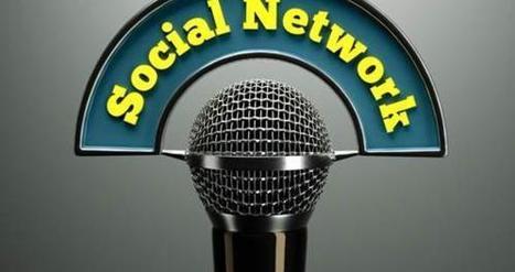 L'audio s'installe doucement sur les réseaux sociaux   L'Atelier: Disruptive innovation   DigitalBreak   Scoop.it