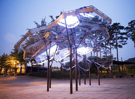 "Soo-in Yang & David Benjamin: ""The Living""   Art Installations, Sculpture, Contemporary Art   Scoop.it"