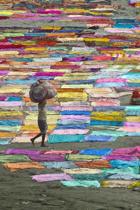 Laundry Wallah, India.   Beautiful places.   Scoop.it